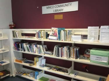 Visit the MNCCI library image