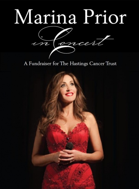 Marina Prior in concert at the Glasshouse for the Hastings Cancer Trust image