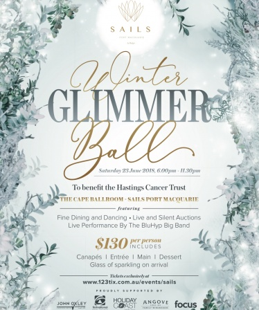 The HCT Winter Glimmer Ball             image